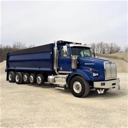 4900 Western Star With Beauroc DL Hardox Steel Dump Body 24'
