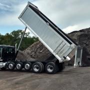 Aluminum Dump Truck